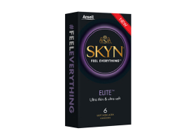 SKYN Elite Latex-Free Condoms - 6s