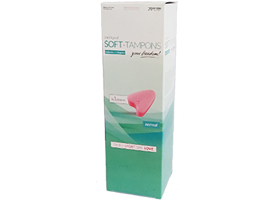Soft Tampons - 10 pack
