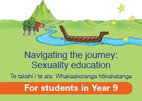 Navigating The Journey - Year 9, And Guide (e-resource)