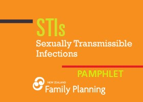 STIs - Youth Pamphlet