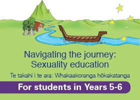 Navigating The Journey - Years 5 - 6, And Guide (e-resource)