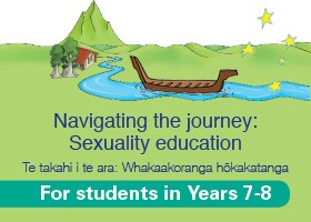 Navigating The Journey - Years 7 - 8, And Guide (e-resource)