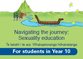 Navigating The Journey - Year 10, And Guide (e-resource)