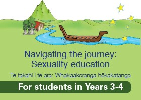 Navigating The Journey - Years 3 - 4, And Guide (e-resource)