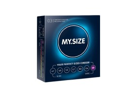 My Size condoms - 69 - 3 pack