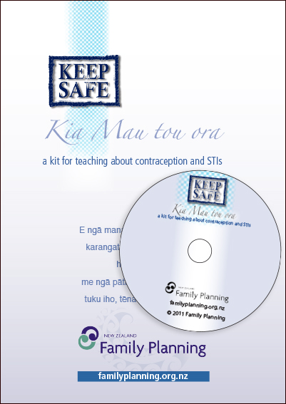 Keep Safe Contraception/STI Teaching Kit